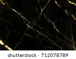 gold marble texture with lots... | Shutterstock . vector #712078789