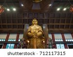 Small photo of Che kong, Che kung temple in Hong kong picture for tourist package photo