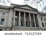 the franklin institute science...   Shutterstock . vector #712127254