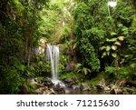 Waterfall Making Its Way Into ...