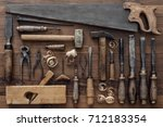 Collection Of Vintage Carpentry ...