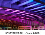 Led Illuminated Rainbow Colore...