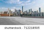 urban architecture and skyline  | Shutterstock . vector #712218505