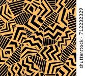vector seamless pattern....   Shutterstock .eps vector #712232329