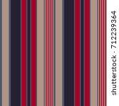 retro usa color fashion style... | Shutterstock .eps vector #712239364
