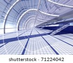 3d rendered illustration. | Shutterstock . vector #71224042