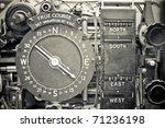 Original Vintage Navigational...