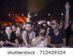 cluj napoca  romania   august 4 ... | Shutterstock . vector #712429324