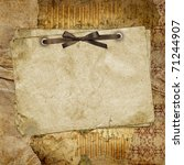 Card For Greeting Or Invitation ...