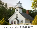 mission point light | Shutterstock . vector #712475425