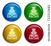 turbines multi color gradient...
