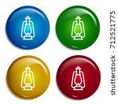 oil lamp multi color gradient...