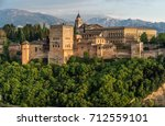 View Of Alhambra  Granada ...