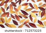 Fall Leaves Still Life Display...