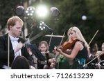 rostov on don  russia   10... | Shutterstock . vector #712613239