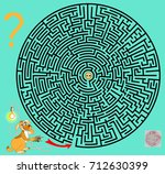 logic puzzle game with... | Shutterstock .eps vector #712630399