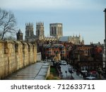 York Minster As Seen From The...