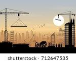 vector illustration of... | Shutterstock .eps vector #712647535