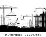 vector illustration of... | Shutterstock .eps vector #712647559