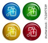 liquid soap multi color...
