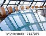 creative image of empty...   Shutterstock . vector #7127098