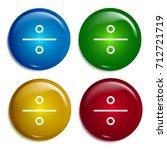 divide multi color gradient...