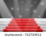 illustration of vector stairs...   Shutterstock .eps vector #712724011