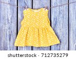 Toddler Girls Yellow Top On...