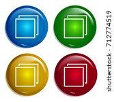 multi tab multi color gradient...