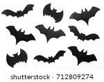 Halloween Background  Black...