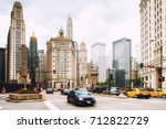 chicago  illinois  usa   june... | Shutterstock . vector #712822729