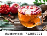 Winter Berry Tea With...