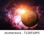 Solar System Mars Is Fourth - Fine Art prints