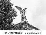 The Angel By Llimona  1895 ...