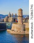 Fort In Vieux Port   Marseille...