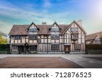 William Shakespeare Birthplace...