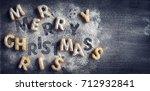Merry Christmas Cookies Sign O...