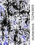 abstract grunge blue dark... | Shutterstock . vector #712963855