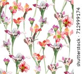 spring flowers   Shutterstock . vector #712999174