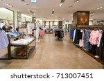 busan  south korea   may 28 ... | Shutterstock . vector #713007451