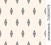 argyle vector seamless pattern  ... | Shutterstock .eps vector #713024575