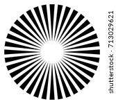 circular geometric motif.... | Shutterstock .eps vector #713029621