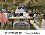 busan  south korea   may 28 ... | Shutterstock . vector #713031217
