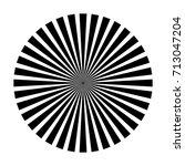 circular geometric motif.... | Shutterstock .eps vector #713047204