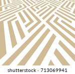the geometric pattern with... | Shutterstock .eps vector #713069941