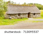 newtonmore   august 2014  this... | Shutterstock . vector #713095537
