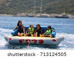 bodrum   turkey   august 25 ... | Shutterstock . vector #713124505