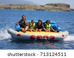 bodrum   turkey   august 25 ... | Shutterstock . vector #713124511