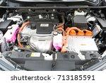 zagreb  croatia   september 10  ... | Shutterstock . vector #713185591