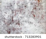 concrete  weathered  worn wall... | Shutterstock . vector #713283901